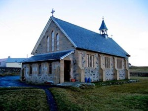 St Colman's Church, Burravoe
