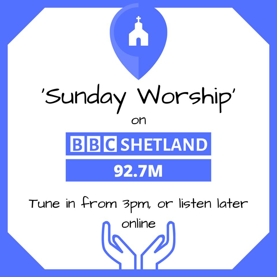 Radio Shetland Worship Updated Schedule
